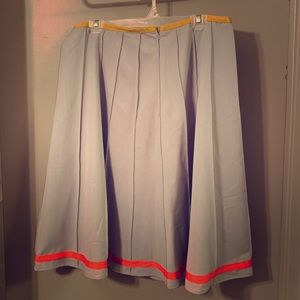 NWT grey skirt